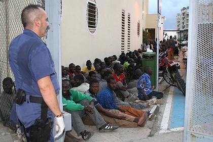 Flüchtlinge, Polizist in Melilla: Ansturm der Verzweifelten
