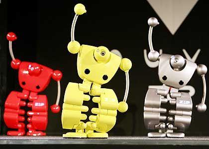 "Japanischer Heim-Roboter ""Nuvo"": ""Als wären sie bewusst"""