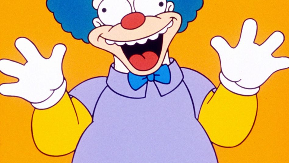 Krusty der Clown