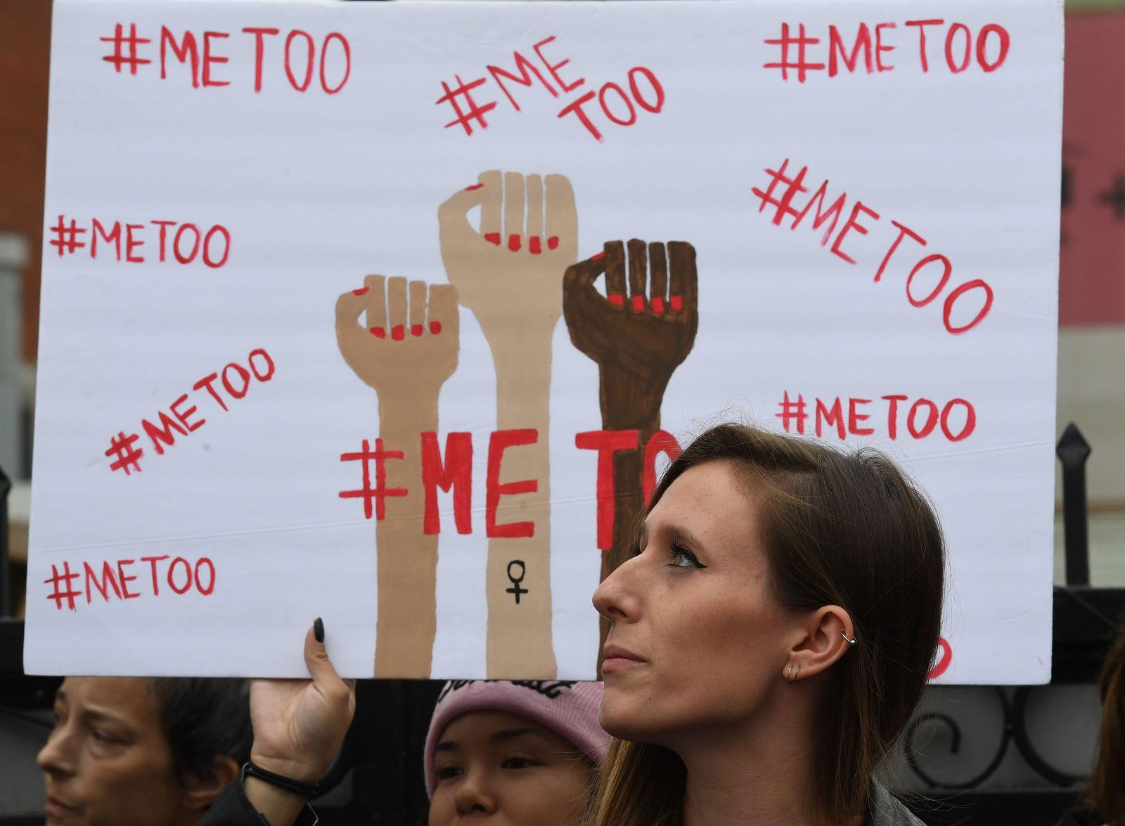 Metoo/ Protestmarsch