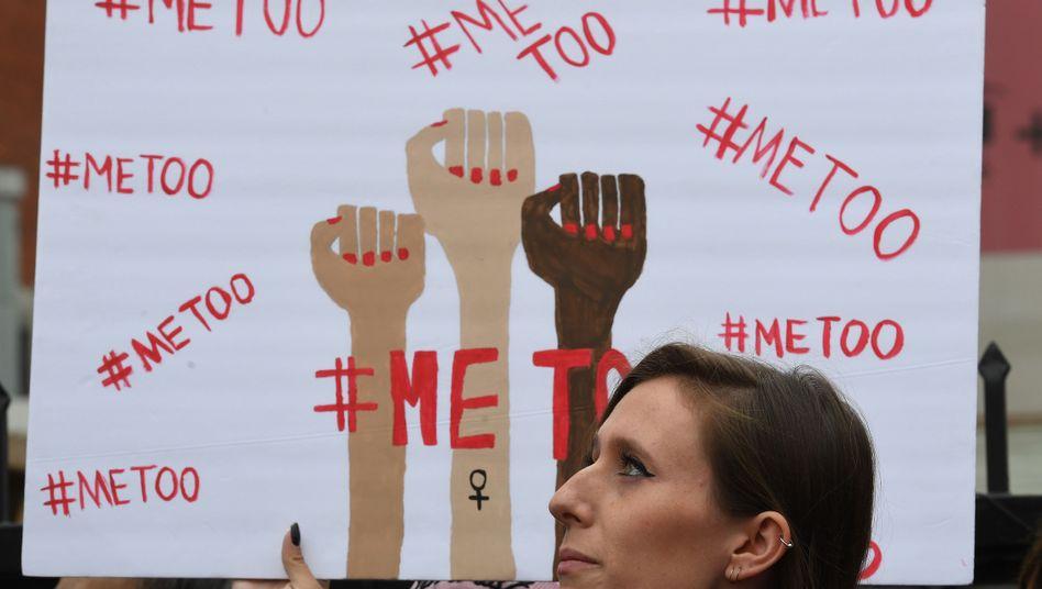#MeToo-Demonstration