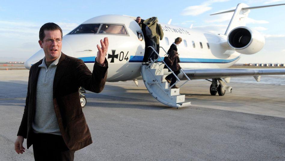 Guttenberg: Schafft er es bis ins Kanzleramt oder scheitert er an sich selbst?