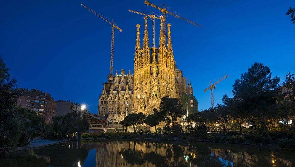 Sagrada Família in Barcelona: Die 130-jährige Baustelle