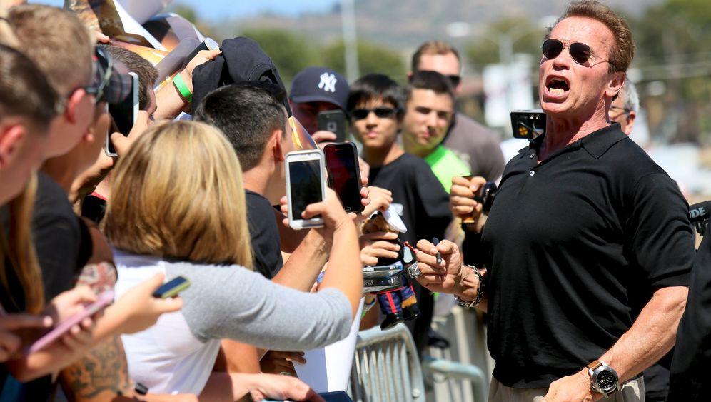 """Arnold Schwarzenegger: Der """"Terminator"""" kehrt zurück"""