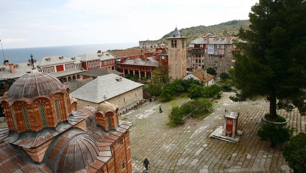 Klosterrepublik Athos: Der heilige Berg als Zuflucht