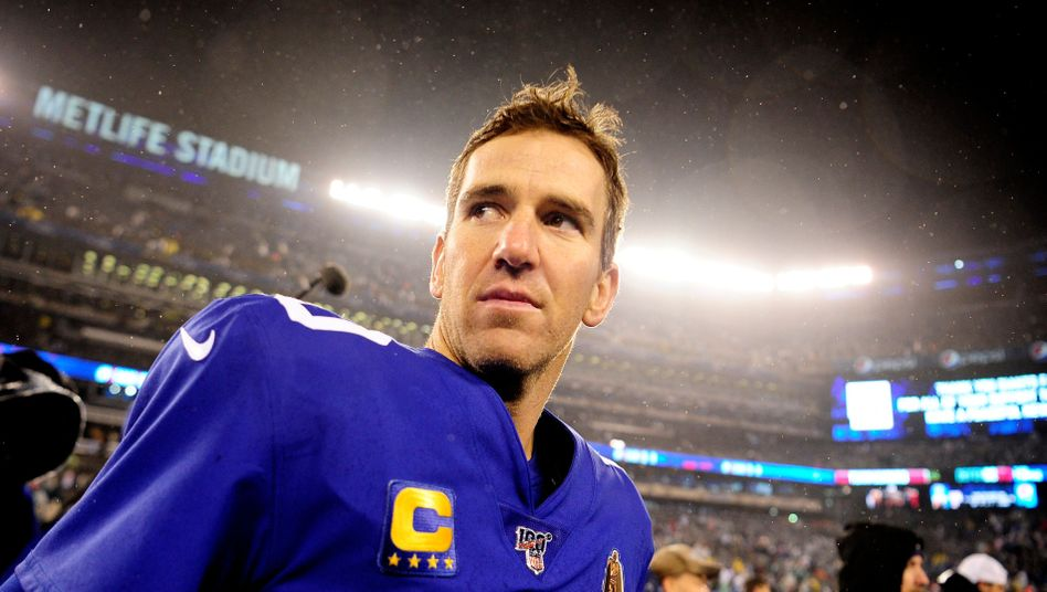 American Football: Quarterback-Legende Eli Manning beendet seine Karriere