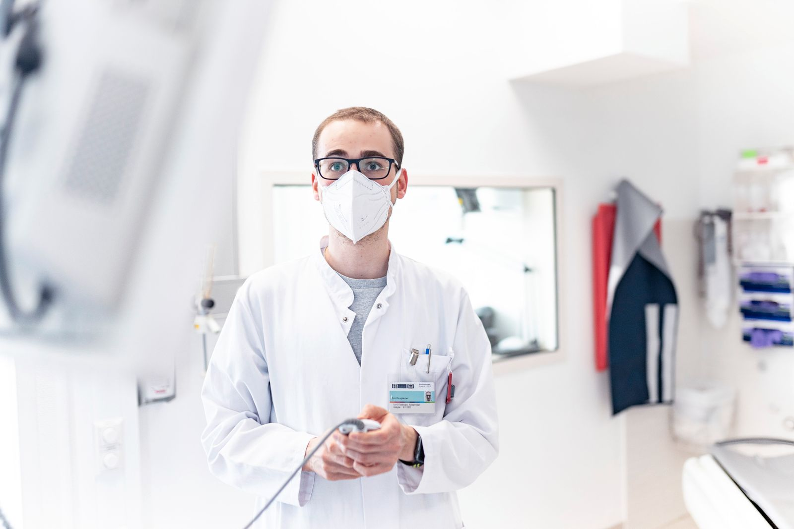 Medizinphysiker / Eric Einspänner