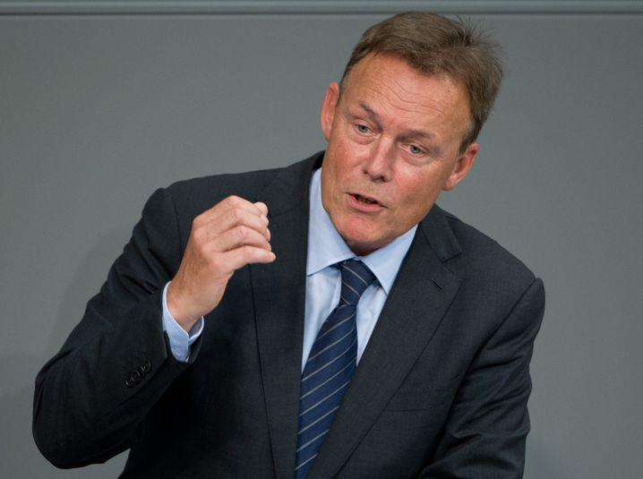 "SPD-Fraktionschef Oppermann (SPD): ""Nicht einfach wegschauen"""