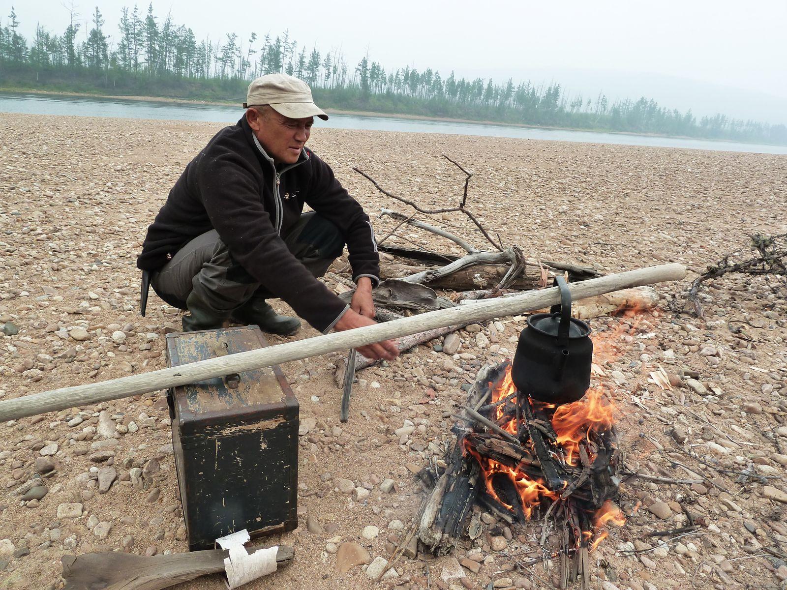 Kulturschock Sibirien