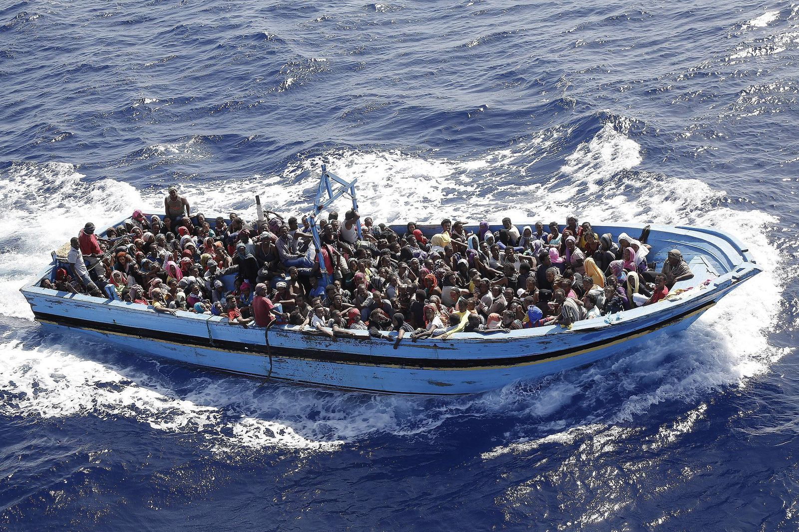 Immigration Mediterranean