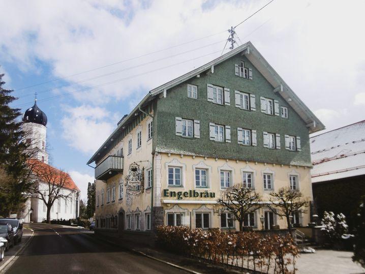 Brauerei Engelbräu in Rettenberg