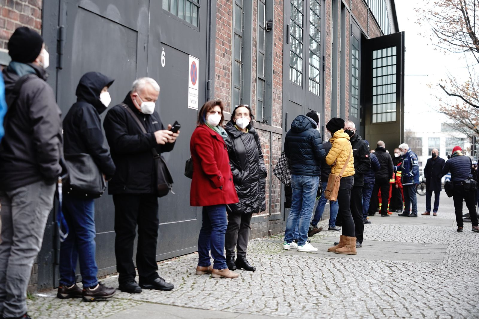 Coronavirus · Impfbeginn Berlin