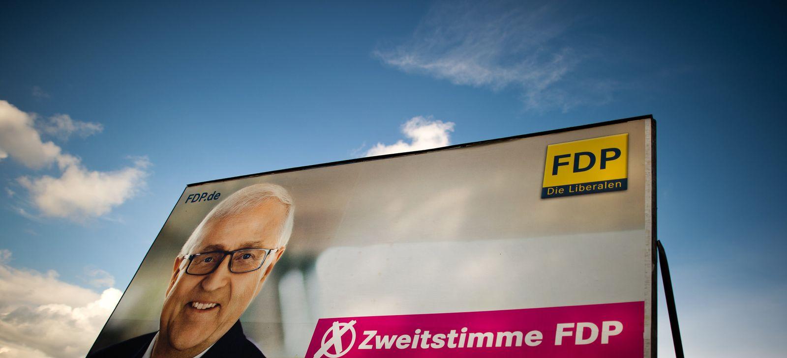 Zweitstimmenkampagne der FDP