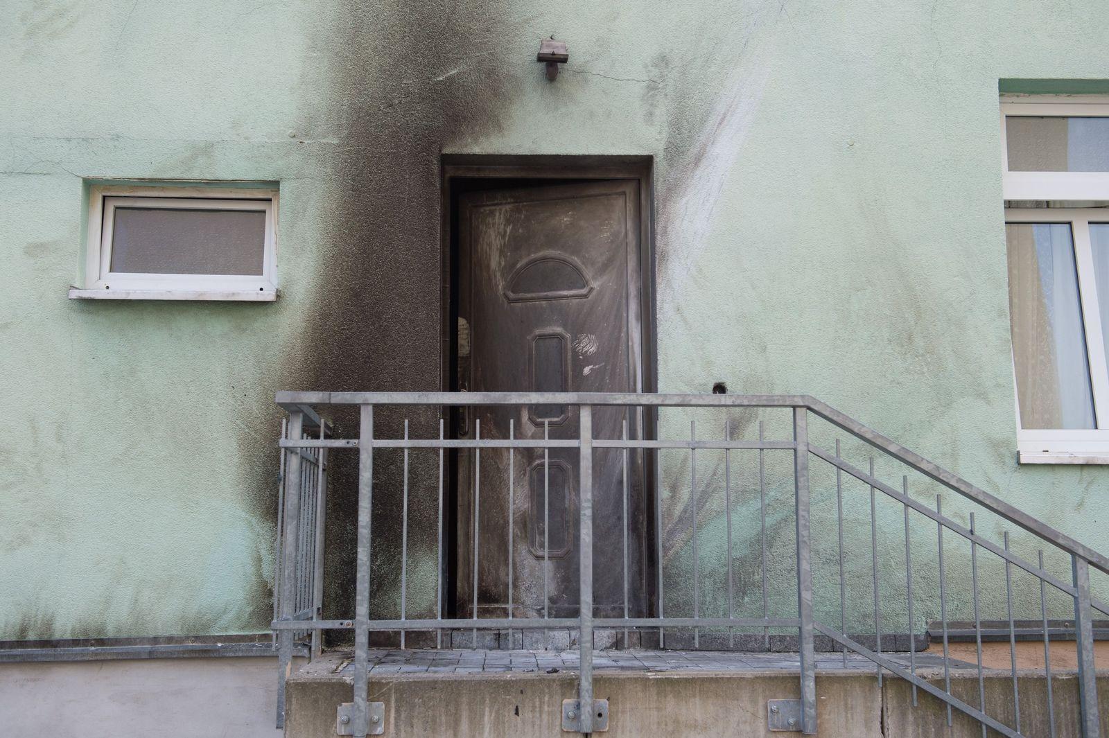 Dresden/ Sprengstoffanschläge