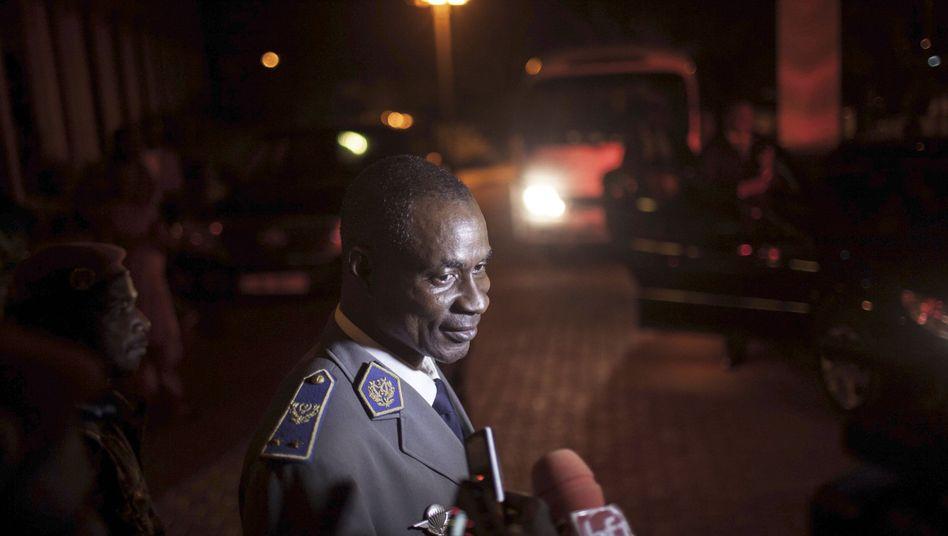 Geheimdienstchef Diendéré: führte den Militärcoup an