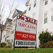"""Verkaufsplakate vor Häusern in den USA: """"Wie groß wird der Ärger?"""""""