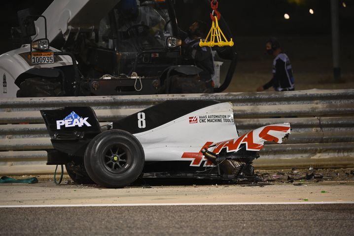 Unfall Formel 1 2021