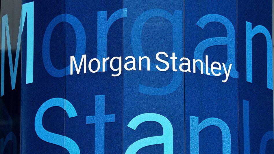 Morgan-Stanley-Büro in New York: 2,6 Milliarden Dollar