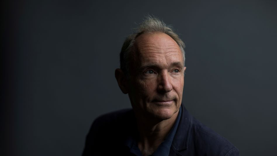 Tim Berners-Lee ist als der Erfinder des World Wide Webs bekannt