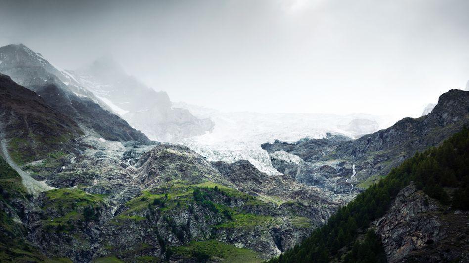 Bis Ende des Jahrhunderts könnten die Gletscher in der Schweiz verschwunden sein - das will Marcel Hänggi verhindern helfen