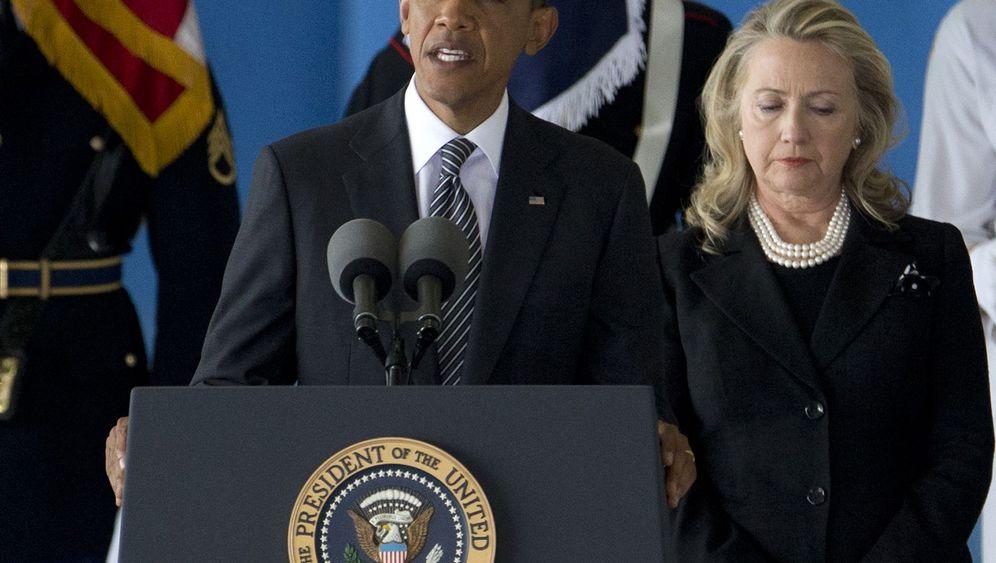 """US-Präsident Obama: """"Ihr Opfer soll nie vergessen werden"""""""