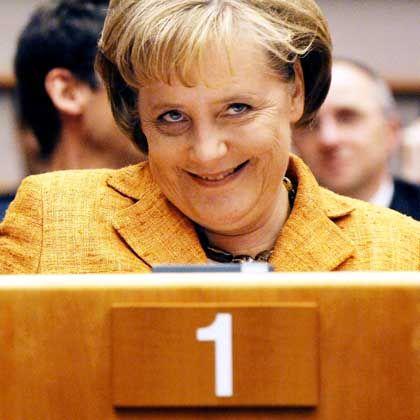 Merkel: Nie so beliebt wie heute