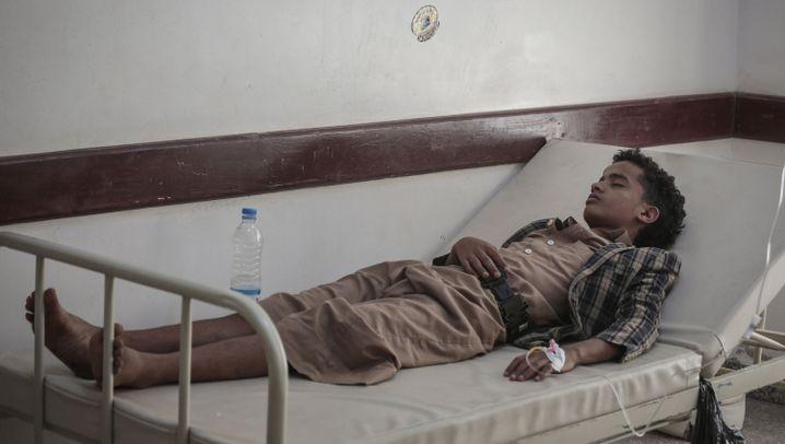 Cholera-Epidemie im Jemen: Krieg und Krankheit