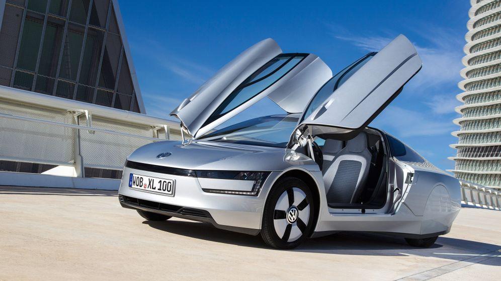 VW XL1: Unterwegs Richtung Zukunft