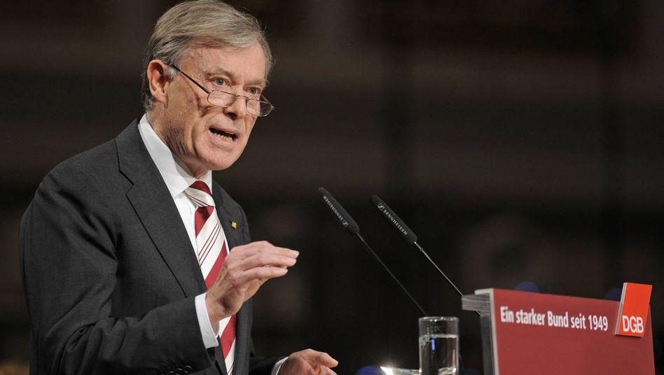 Bundespräsident Horst Köhler: