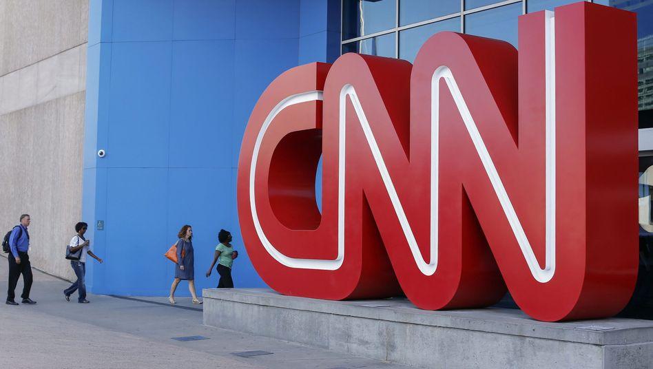 CNN-Center in Atlanta