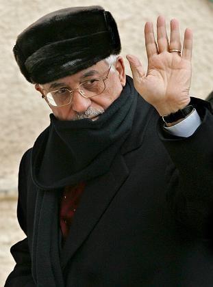 Arafat-Nachfolger Abbas: In Kürze Treffen mit Scharon