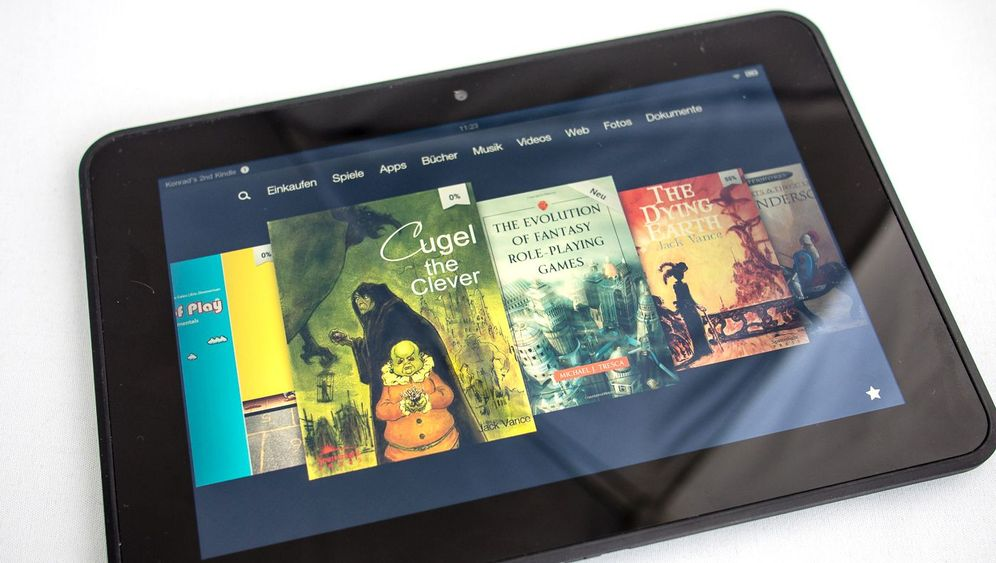 Kindle Fire HD 8.9: So sieht das neue Amazon-Tablet aus