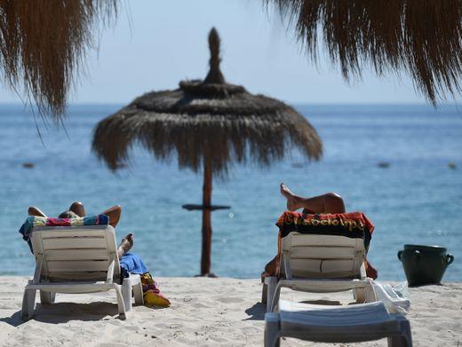 Strandurlaub in Tunesien: Das nordafrikanische Land ist ein beliebtes Reiseziel der Deutschen