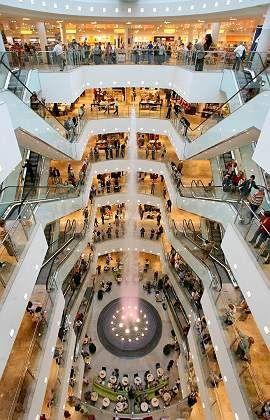 Warenhaus in Leipzig: Private Geldvermögen werden entwertet