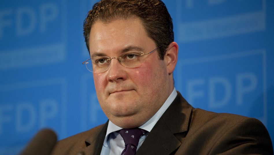 FDP-Generalsekretär Patrick Döring: Ende des Verfahrens wegen Fahrerflucht