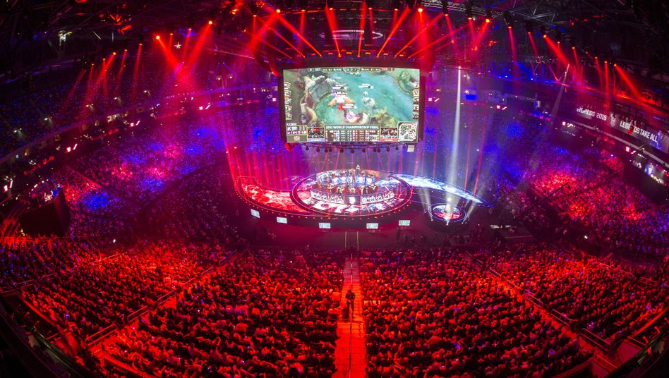 "WM-Finale des Computer-Spiels ""League of Legends"" im Oktober in Berlin"