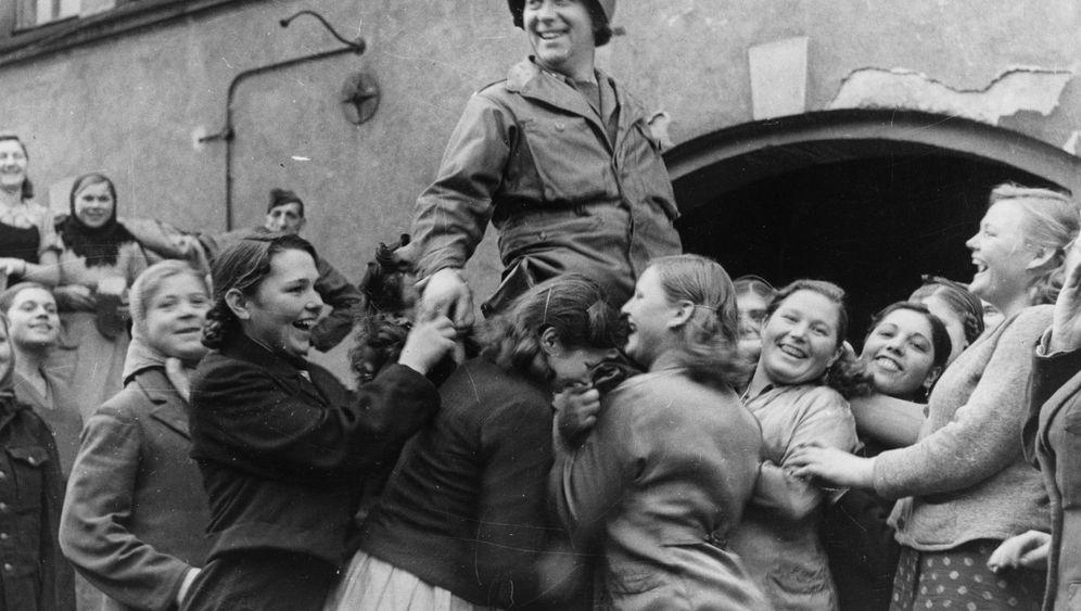 Erinnerungen an Deutschland: Souvenirs von den Herrenmenschen
