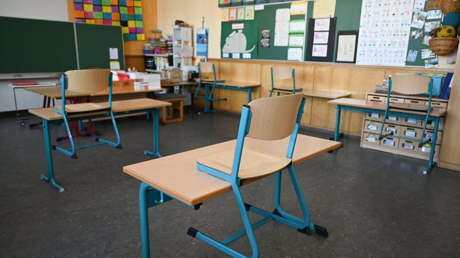 Grundschule in Hessen: Erhöhtes Infektionsrisiko