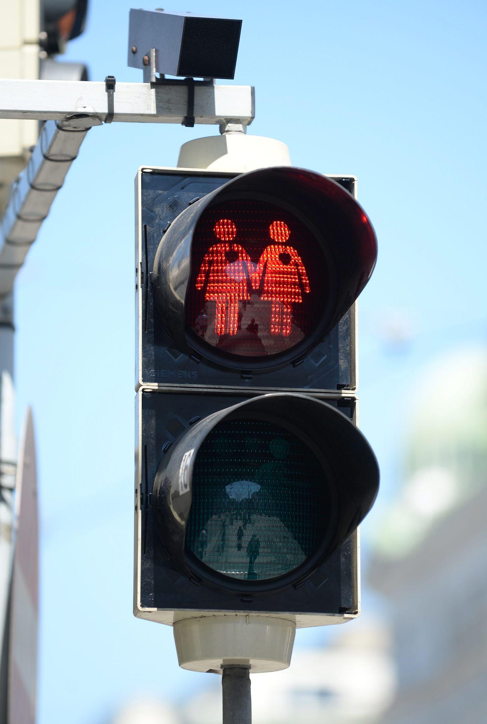 Traffic Lights Vienna