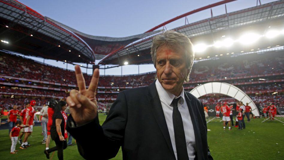 Neuer Sporting-Coach Jesus: Kommt vom Erzfeind Benfica