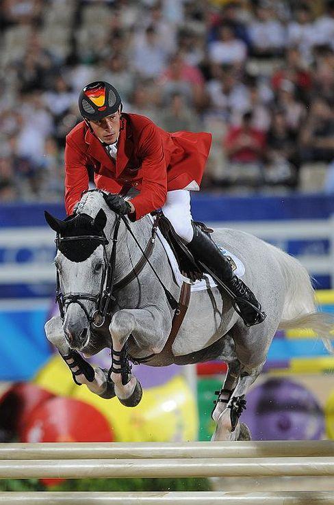 Springreiter Ahlmann: Von den Olympischen Spielen ausgeschlossen