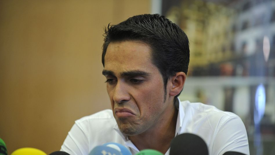 Radstar Contador: Aberkennung des Tour-Sieges droht