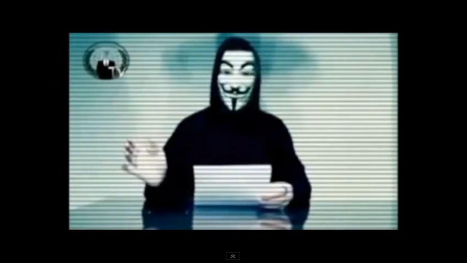NUR ALS ZITAT Screenshot Anonymous