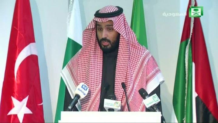 Saudi-Arabien schmiedet Militärallianz - Das Bündnis soll den Extremismus in den islamischen Ländern zurückdrängen