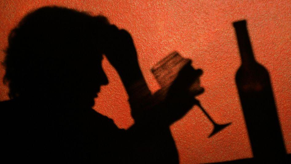 """Tabu Alkoholsucht: """"Es geht nie ums Trinken an sich. Es geht immer um Gefühle, mit denen man nicht klarkommt."""""""