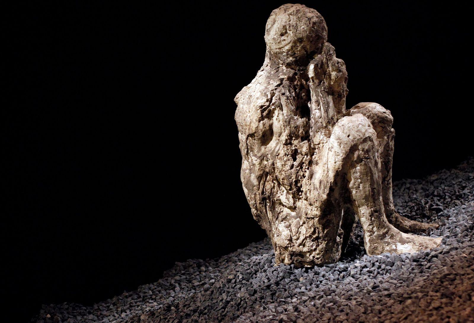 Pompeji-Ausstellung in Singapur