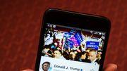 So genau zielt der US-Wahlkampf auf Facebook-Nutzer