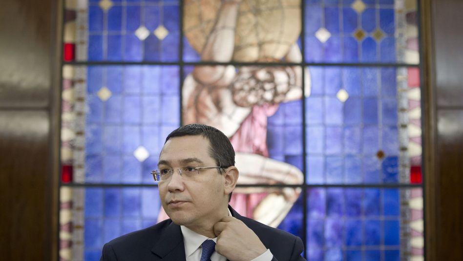Rumänischer Premier Ponta: Wegen Geldwäsche, Steuerhinterziehung und Urkundenfälschung im Visier der Ermittler