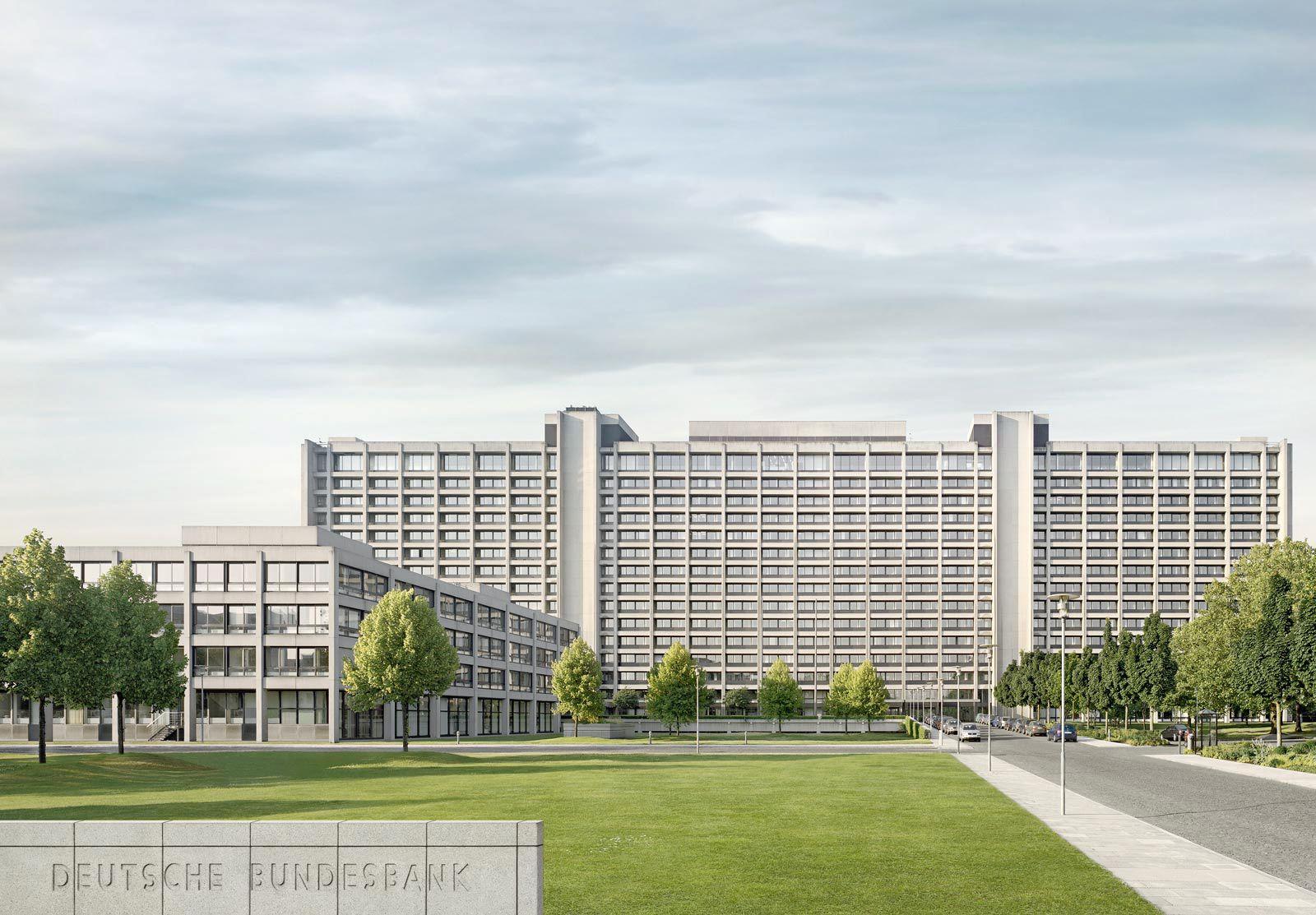 Deutsche Bundesbank / Gebäude