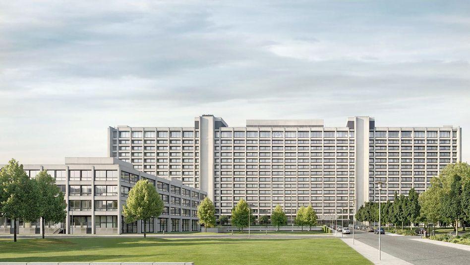 Bundesbank in Frankfurt am Main: Mittleres Vermögen beträgt 51.400 Euro